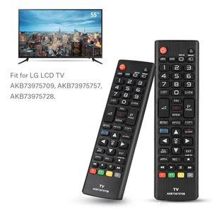 TÉLÉCOMMANDE TV Télécommande de téléviseur ABS pour LG Smart LCD 3