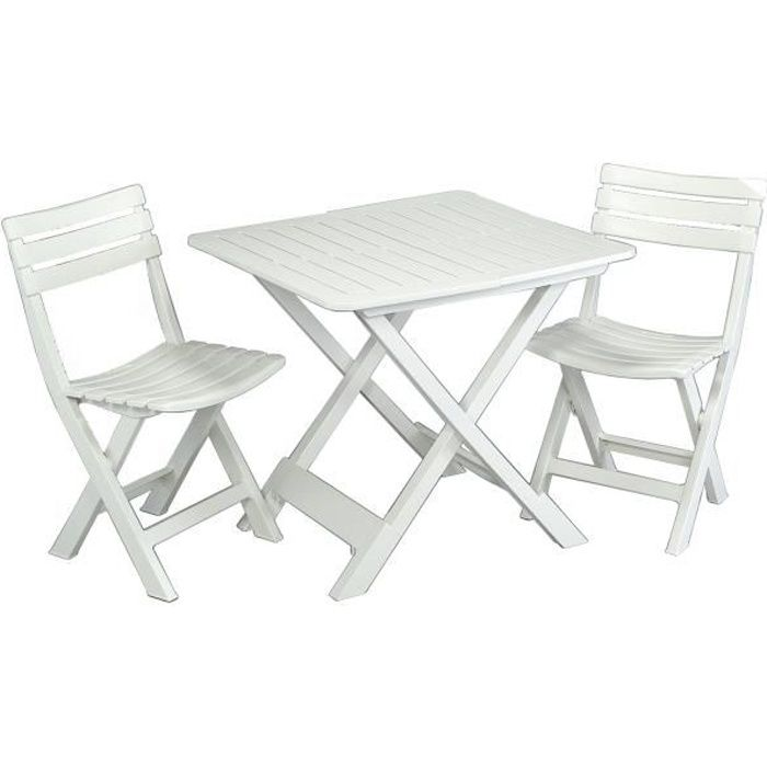 Ensemble Table Et Chaises Camping