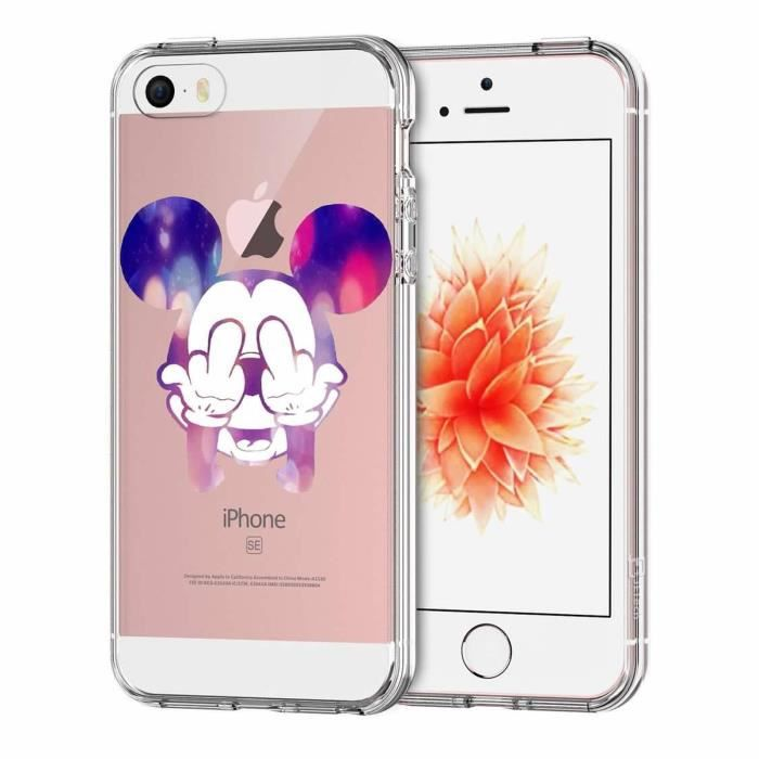 coque iphone 6 silicone disney