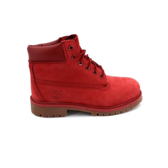 BOOTS Timberland premium waterproof boot a14te Rouge