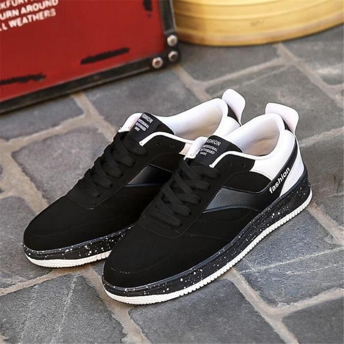 Sneaker homme 2017 nouvelle marque de luxe chaussure Haut qualité Durable Sneaker Confortable Respirant VdeDsiuT