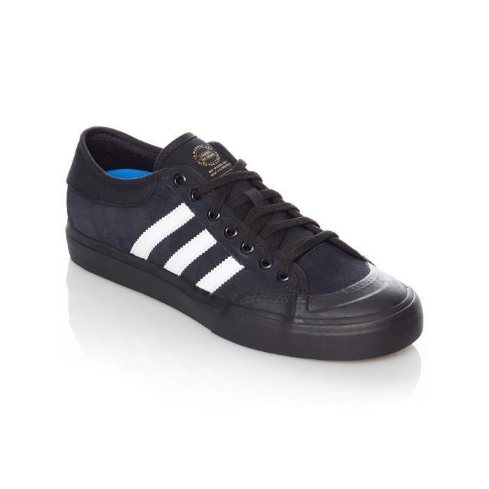 Chaussure Adidas Matchcourt RX Core Noir-Footwear Blanc Noir Noir - Achat / Vente skateshoes  - Soldes* dès le 27 juin ! Cdiscount