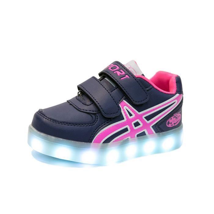 Baskets Enfants chaussuresGarçons filles Mode Chaussures de sport Khy8mVff