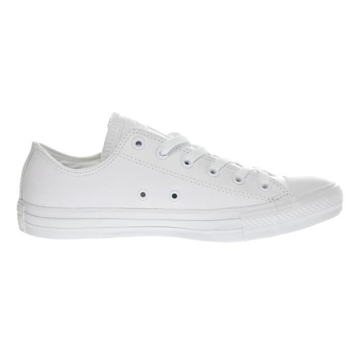 Homme Chaussure Taylor Taille Gysoo 136823c Mandrin Blanc Converse KJFlTc1