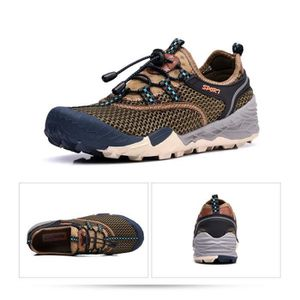 Chaussures casual tendance de British mat de style hommes en cuir de chaussures de toile occasionnels, bleu 39
