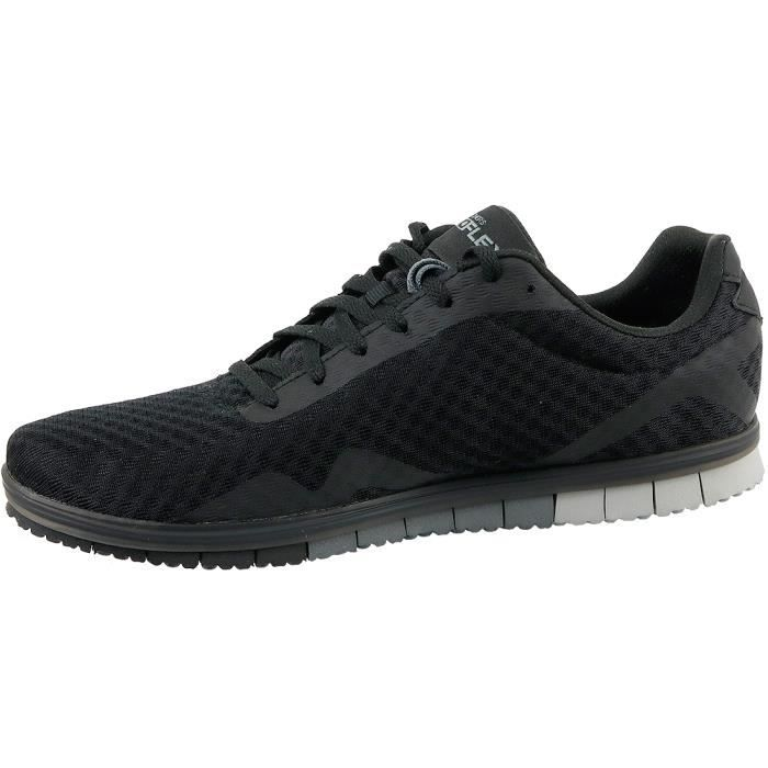 Skechers Go Mini Flex 14006-BKGY