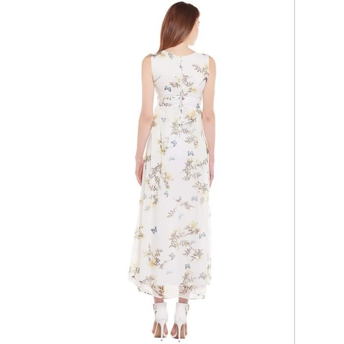 Womens A-line Knee-long Dress 1JXHAH Taille-34