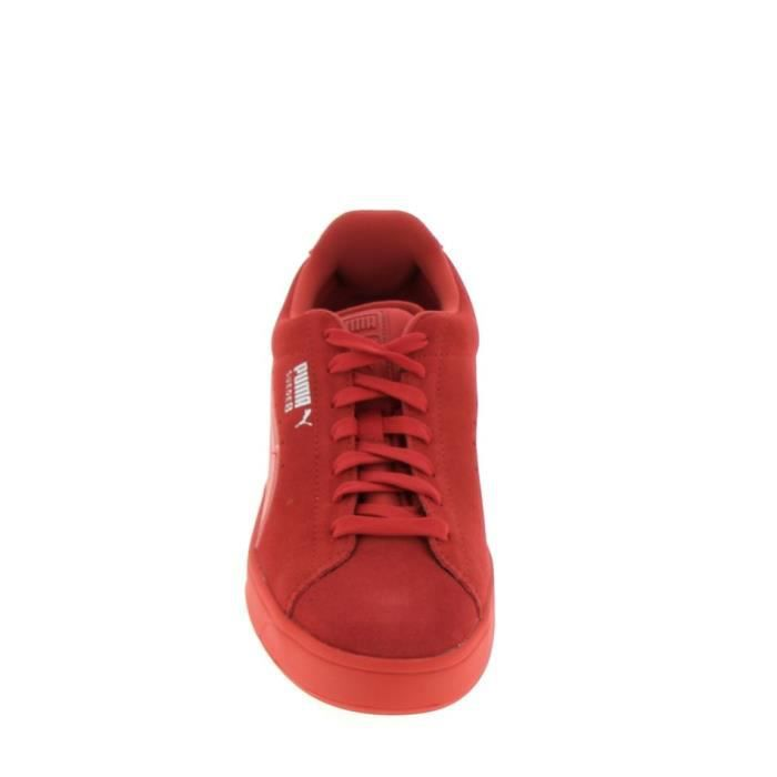 Basket mode - Sneakers PUMA Suede S Rouge