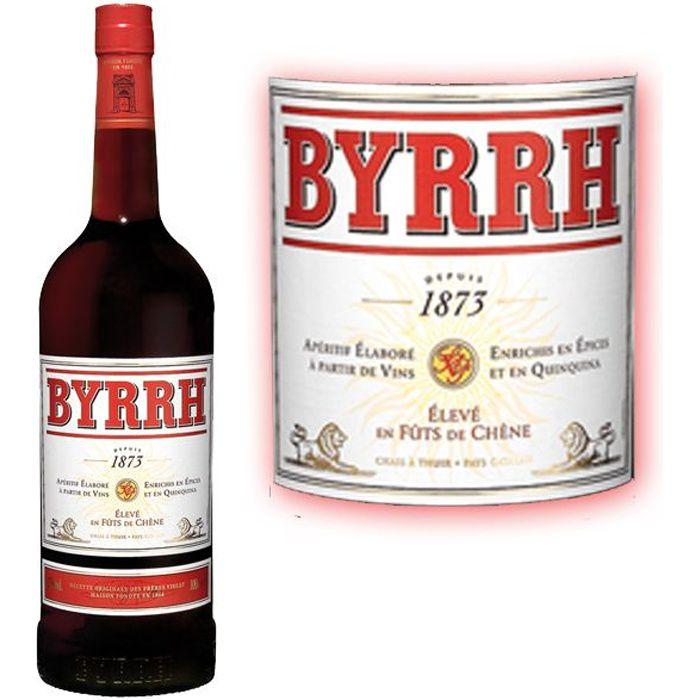 Byrrh 1 litre achat vente ap ritif base de vin byrrh for Aperitif maison a base de vin