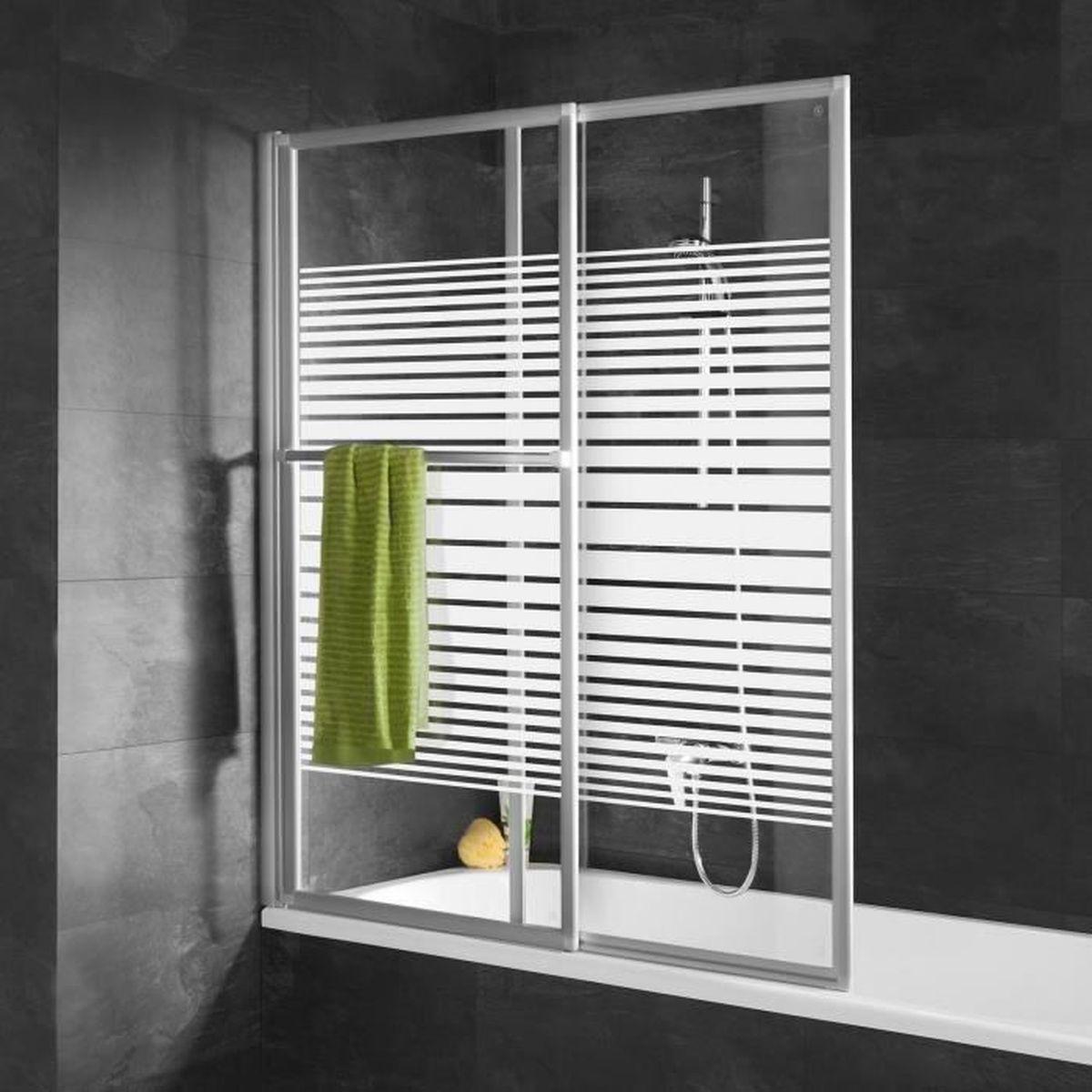pare baignoire achat vente pare baignoire pas cher. Black Bedroom Furniture Sets. Home Design Ideas