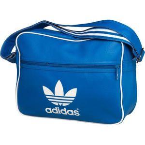 c9202e32cc BESACE - SAC REPORTER Sac à bandoulière Adidas Originals Vintage bleu