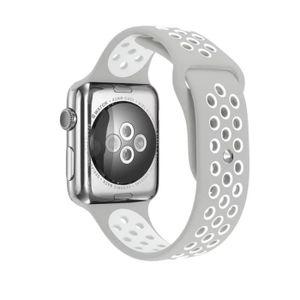 BRACELET MONTRE CONNEC. AIBEIER® Bracelet de montre pour Apple Watch iWatc