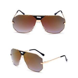 lunettes de soleil reebok homme or