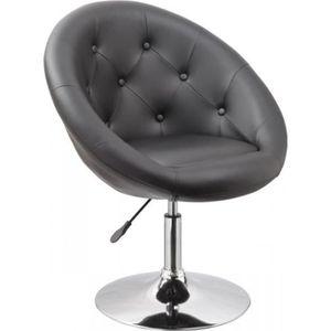 Fauteuil Design Noir Achat Vente Fauteuil Design Noir Pas Cher - Achat fauteuil design