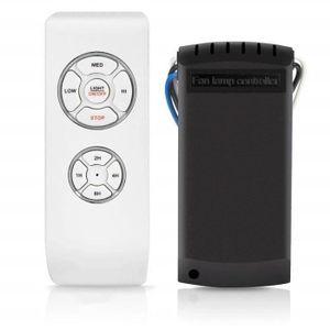 VENTILATEUR DE PLAFOND Télécommande de ventilateur Kit Contrôle à distanc