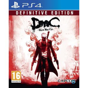 JEU PS4 Devil May Cry - Definitive Edition PS4