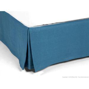 cache sommier lin achat vente cache sommier lin pas. Black Bedroom Furniture Sets. Home Design Ideas