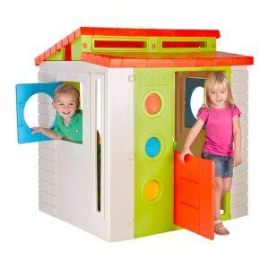 MAISONNETTE EXTÉRIEURE FEBER Maisonette cabane enfant - La Maison Moderne