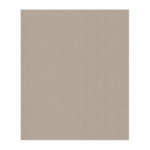 Papier peint à Chevrons pailletés Taupe 10 m x 0,53 m - Achat ...