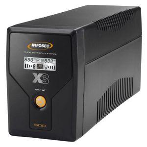ONDULEUR INFOSEC UPS SYSTEM Onduleur X3 EX 800 - LCD - USB