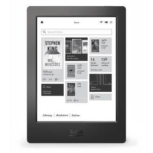 EBOOK - LISEUSE KOBO E-Book AURA H2O Noir 6.8 P