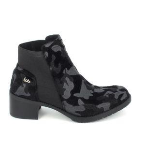 BOTTINE Botte et bottine LPB Boots Carry Noir