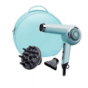 SÈCHE-CHEVEUX REMINGTON Coffret Sèche-Cheveux 2000W Rétro Bleu I
