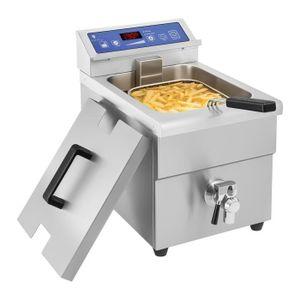 FRITEUSE ELECTRIQUE Friteuse à induction Royal Catering RCIF-10EB (10L