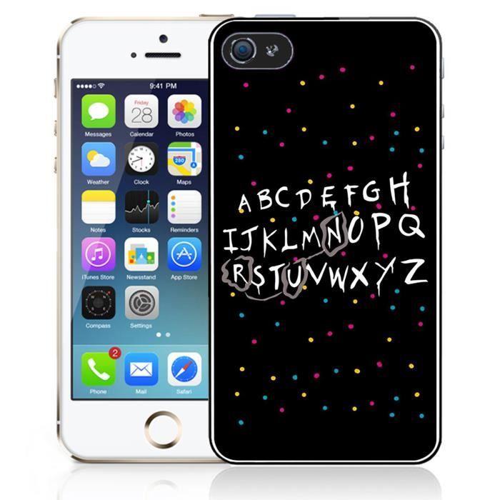 coque iphone 6 alphabet