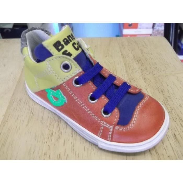 Chaussures enfants. Boots garçons BANA P24
