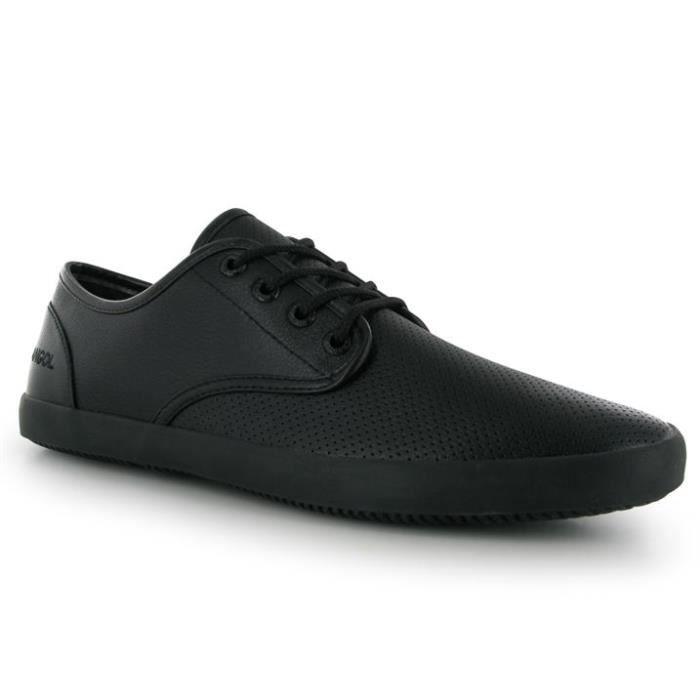 Baskets-Chaussures KANGOL noir-noir modèle