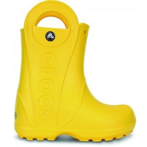 Crocs Handy The Rain - Bottes de pluie - Enfant...