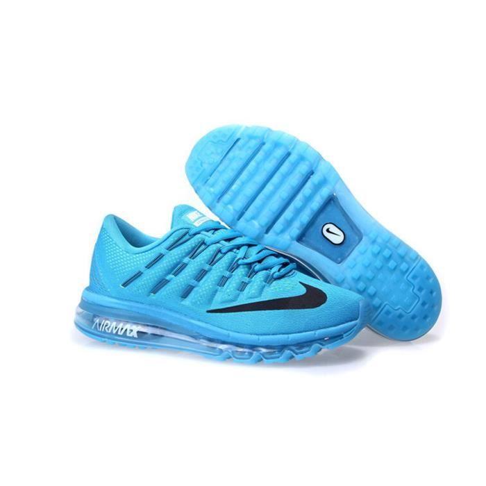 le dernier 7fec0 ed0dd Homme Air Max 2016 Nike chaussure de sports Trainning basket ...