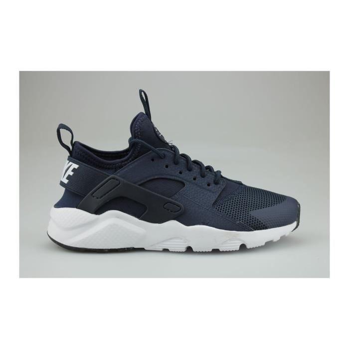Baskets Nike Air Huarache Run Ultra Junior Bleu
