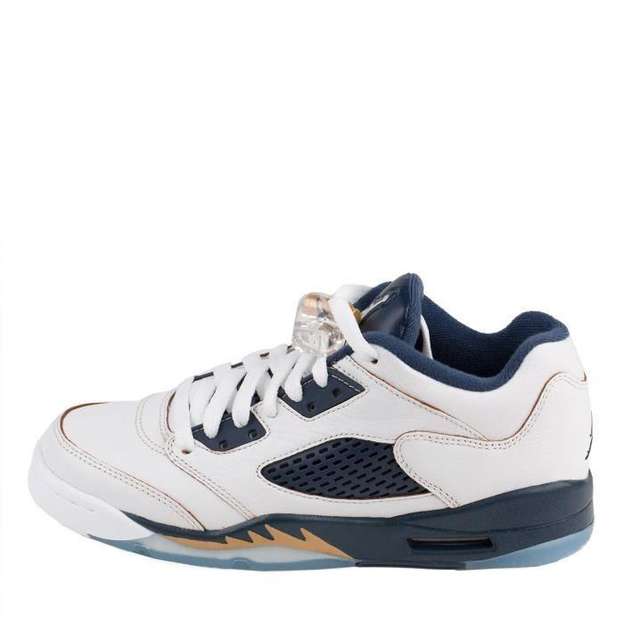 Jordan Enfants Air 5 Retro Low (gs) chaussure de basket VMX6J 38