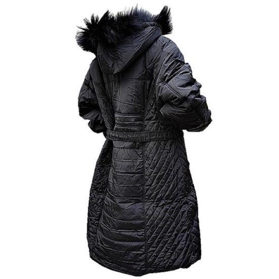 doudoune noire femme taille 46
