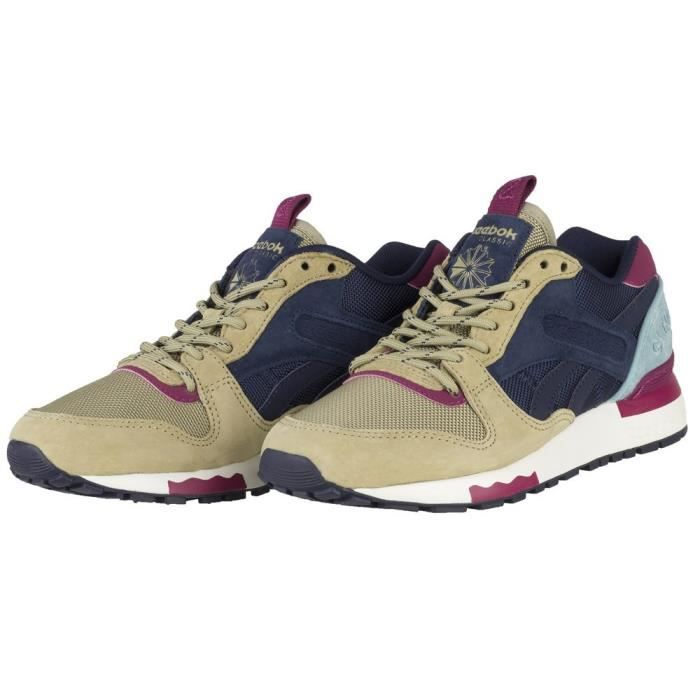 Chaussures Reebok GS CL Leather