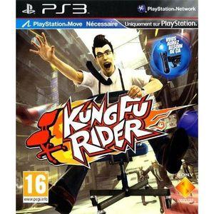 JEU PS3 KUNG FU RIDER MOVE / PS3