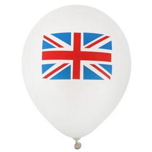 BALLON DÉCORATIF  SANTEX Ballon Angleterre tricolore