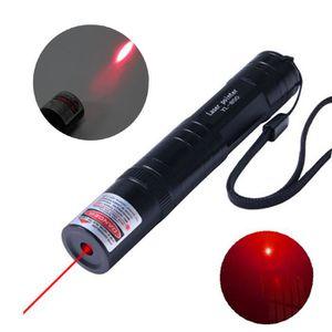 POINTEUR 650NM 850 Rouge Laser Pointer Puissant Stylo Pen F