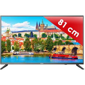 Téléviseur LED TV LED de 26 à 32 pouces HAIER - LE 32 K 6000 T •