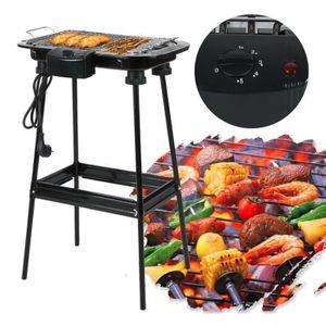 barbecue grill et plancha electrique achat vente pas cher. Black Bedroom Furniture Sets. Home Design Ideas