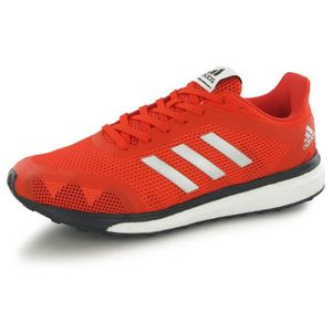 CHAUSSURES DE RUNNING Adidas Performance Response + M rouge, chaussures