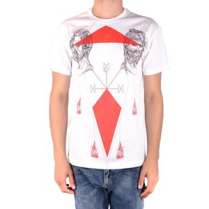 C Mcq Shirt Blanc Mcbi206036o By Mcqueen Homme T Alexander a7wzqxqR