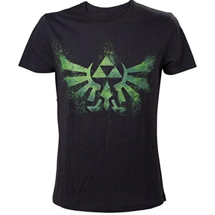 T-SHIRT Tee-Shirt Bioworld - Zelda
