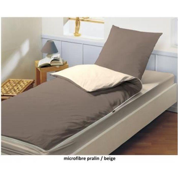 PARURE DE DRAP Kit de couchage caradou pralin/beige Anthracite