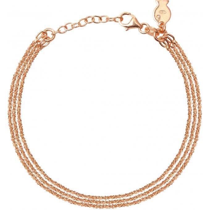 BRACELET - GOURMETTE bracelet clio blue br1994p - bracelet multichaines
