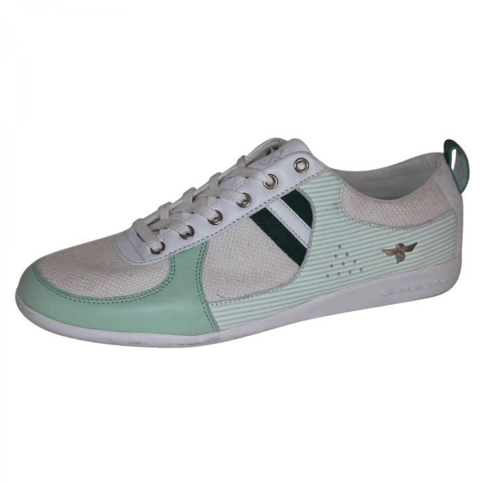 samples shoes CREATIVE RECREATION GALLO MINT GREEN WHITE MEN 61LDE0aNRO