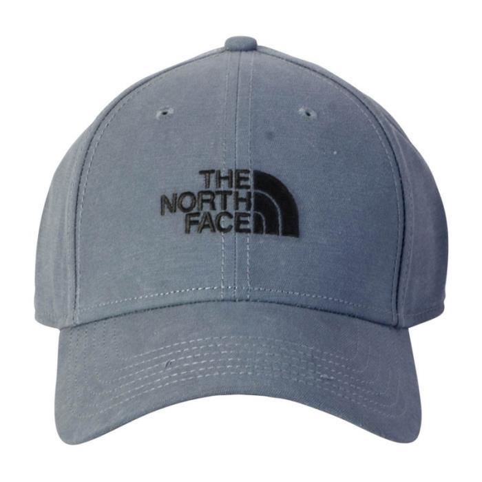 476d6d3c89 Casquette The North Face TOCF8CV3T-OS Classic Mid Grey Gris - Achat ...