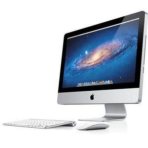 ecran ordinateur de bureau apple imac avec tour integre prix pas cher soldes d s le 10. Black Bedroom Furniture Sets. Home Design Ideas